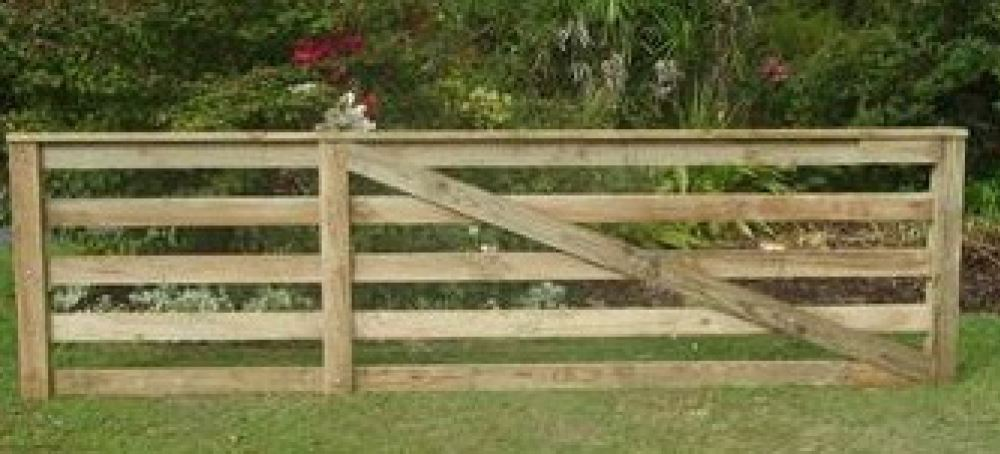 Specialty Products Farm Gates